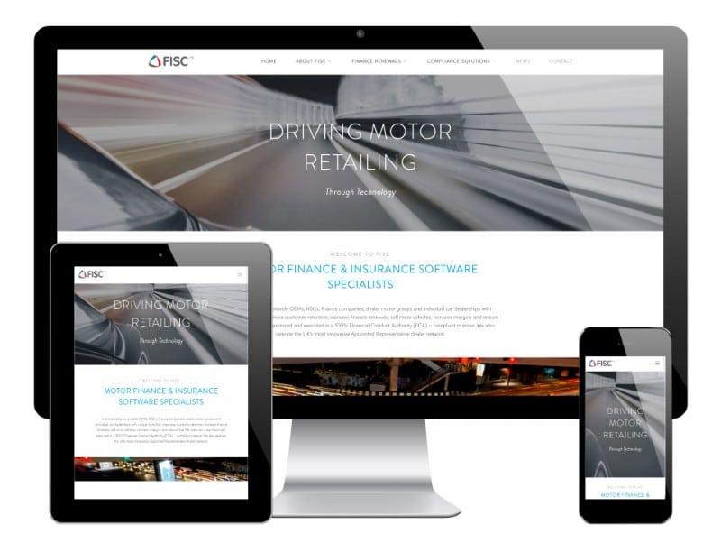 FISC WordPress Website