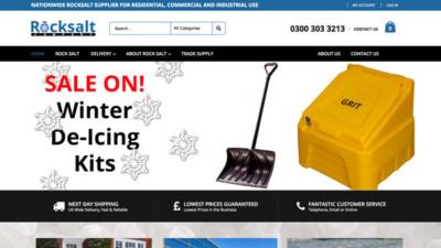 Rocksalt Company Website