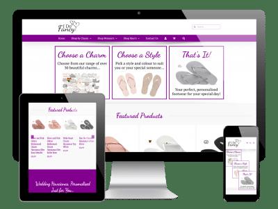 I Do Fancy, Sheffield - WordPress Ecommerce Website